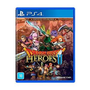 Jogo Dragon Quest Heroes II (Edição do Explorador) - PS4