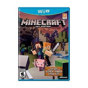 Jogo Minecraft - Wii U