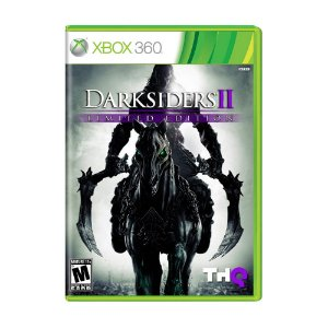 Jogo Darksiders II (Limited Edition) - Xbox 360