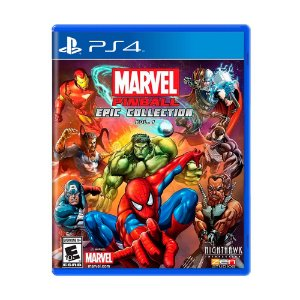 Jogo Marvel Pinball Epic Collection Vol. 1 - PS4