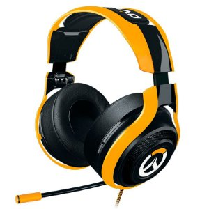 Headset Razer Man O'War Overwatch Tournament - PC/Mac/PS4 e Xbox One