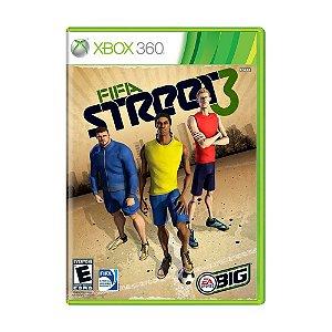 Jogo Fifa Street 3 - Xbox 360