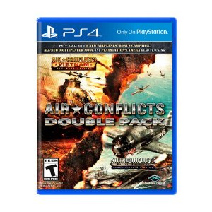 Jogo Air Conflicts: Double Pack - PS4