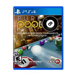 Jogo Pure Pool - PS4