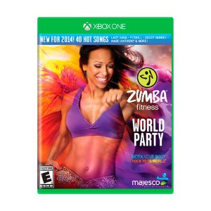 Jogo Zumba Fitness World Party - Xbox One