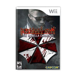 Jogo Resident Evil: The Umbrella Chronicles - Wii