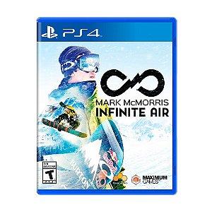 Jogo Mark McMorris: Infinite Air - PS4