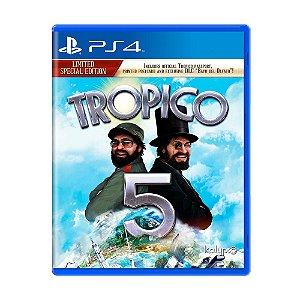 Jogo Tropico 5 (Limited Special Edition) - PS4