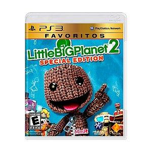 Jogo LittleBigPlanet 2 (Edição Especial) - PS3
