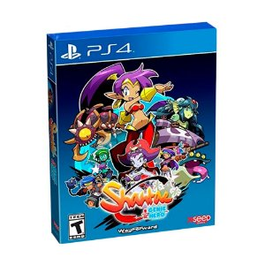 Jogo Shantae 1/2 Genie Hero (Risky Beats Edition) - PS4