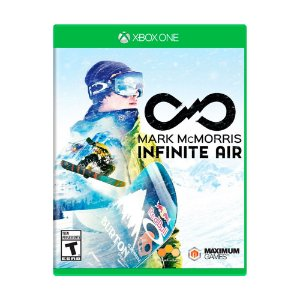 Jogo Mark McMorris: Infinite Air - Xbox One