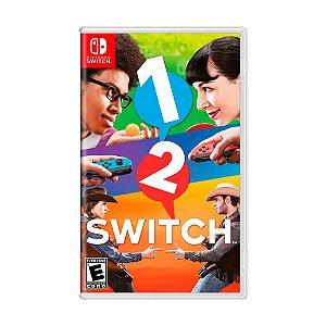 Jogo 1-2-Switch - Switch