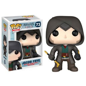 Boneco Jacob Frye 73 Assassin's Creed Syndicate - Funko Pop
