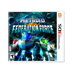 Jogo Metroid Prime: Federation Force - 3DS