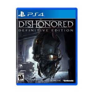 Jogo Dishonored (Definitive Edition) - PS4