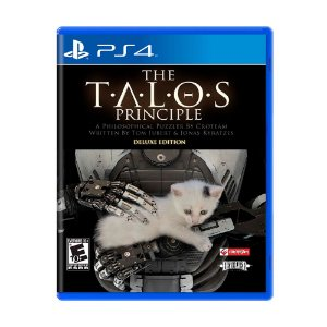 Jogo The Talos Principle (Deluxe Edition) - PS4
