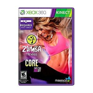 Jogo Zumba Fitness Core - Xbox 360