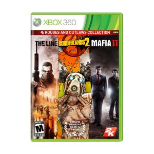 Jogo 2K Outlaws & Rogues Collection - Xbox 360