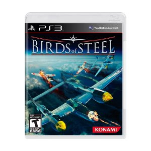 Jogo Birds of Steel - PS3