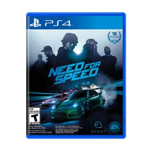 Jogo Need for Speed - PS4