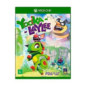Jogo Yooka-Laylee - Xbox One