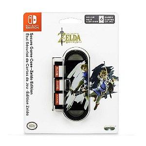 Porta Jogos Nintendo Switch (The Legend of Zelda: Breath of the Wild Edition) - Switch