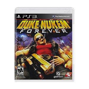 Jogo Duke Nukem Forever - PS3