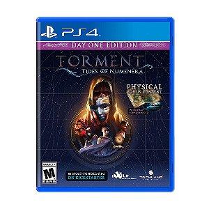 Jogo Torment: Tides Of Numenera (Edição Day One) - PS4
