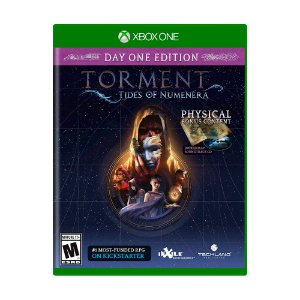 Jogo Torment: Tides Of Numenera (Edição Day One) - Xbox One