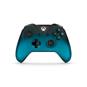 Controle Microsoft Ocean Shadow - Xbox One S