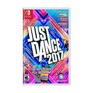 Jogo Just Dance 2017 - Switch