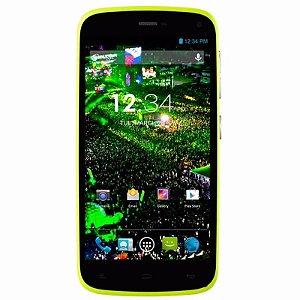 Celular Blu Life Play - Amarelo