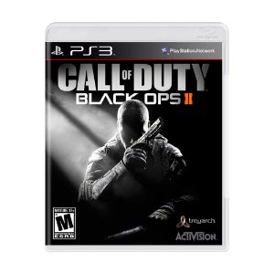 Jogo Call of Duty: Black Ops II - PS3