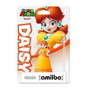 Nintendo Amiibo: Daisy - Super Mario - Wii U e New Nintendo 3DS