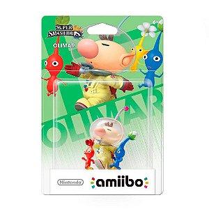 Nintendo Amiibo: Olimar - Super Smash Bros - Wii U e New Nintendo 3DS