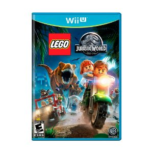 Jogo LEGO Jurassic World - WII U
