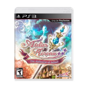 Jogo Atelier Rorona: The Alchemist of Arland - PS3