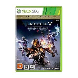 Jogo Destiny: The Taken King (Edição Lendária) - Xbox 360