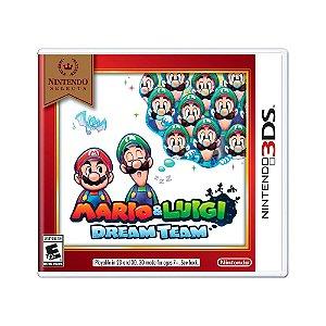 Jogo Mario & Luigi: Dream Team - 3DS