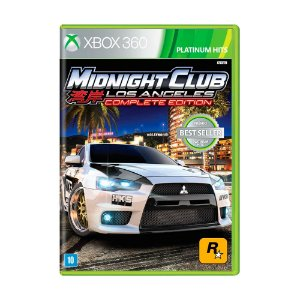 Jogo Midnight Club: Los Angeles (Complete Edition) - Xbox 360