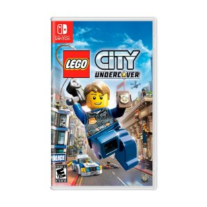 Jogo LEGO City Undercover - Switch