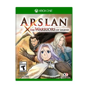 Jogo Arslan: The Warriors of Legend - Xbox One