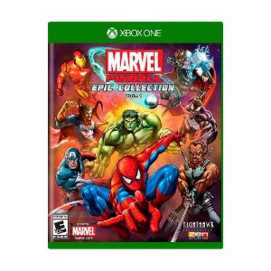 Jogo Marvel Pinball Epic Collection Vol. 1 - Xbox One