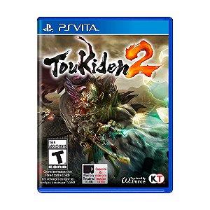 Jogo Toukiden 2 - PS Vita