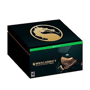 Jogo Mortal Kombat X (Kollector's Edition) - Xbox One