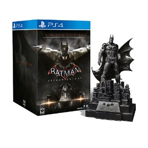 Jogo Batman Arkham Knight (Limited Edition) - PS4