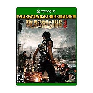 Jogo Dead Rising 3 (Apocalypse Edition) - Xbox One