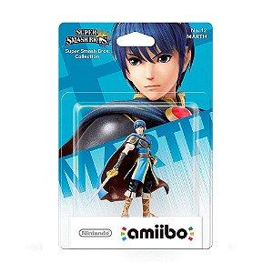 Nintendo Amiibo: Marth - Super Smash Bros - Wii U e New Nintendo 3DS