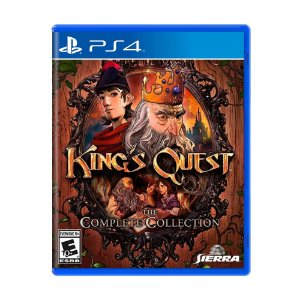 Jogo King's Quest: The Complete Collection - PS4