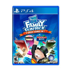 Jogo Hasbro Family Fun Pack: 4 Great Games in 1 - PS4